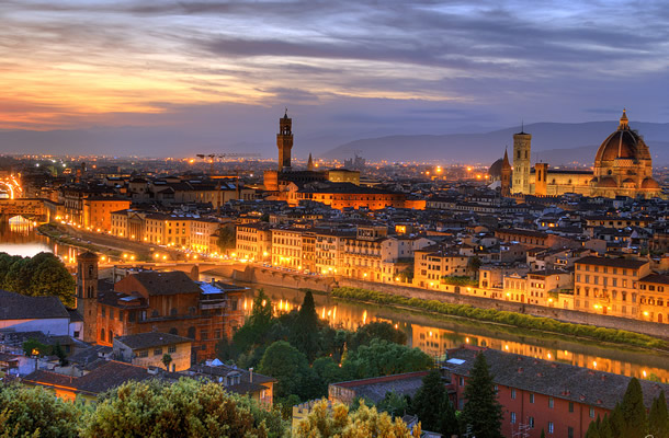 Rome to Florence by Transfersrome