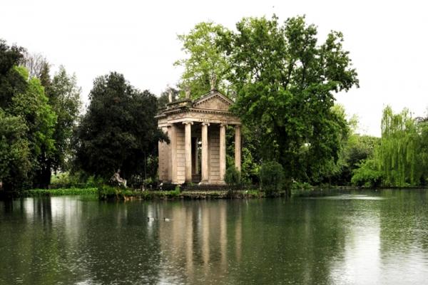 Tour di Villa Borghese