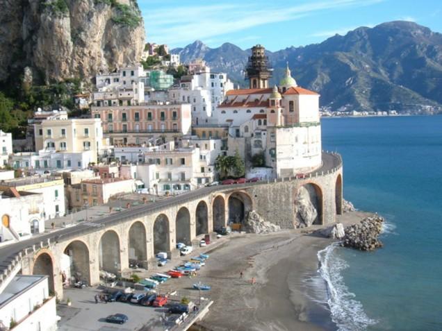 Amalfi coast tours by Transfersrome