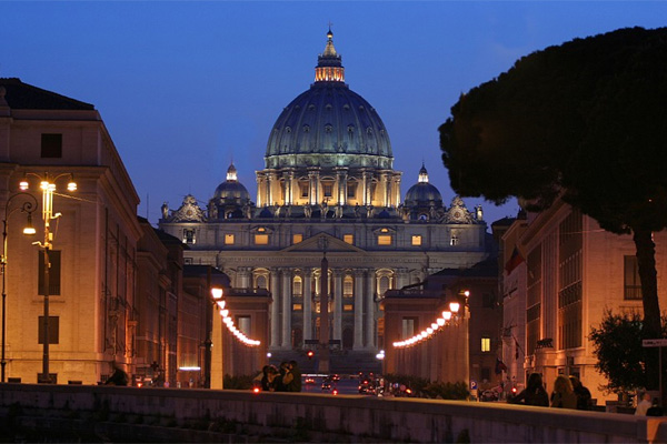 Rome by night Tour by Transfersrome