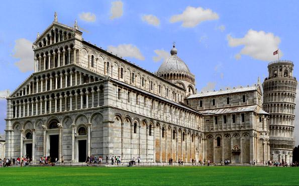 Rome to Pisa transfer by Transfersrome